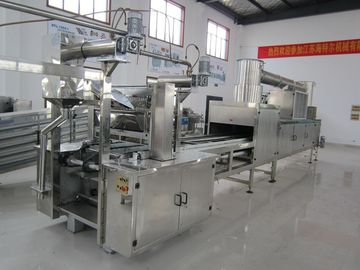 304 Stainless Steel Soft Candy Production Line / Automatic Candy Pouring Machine