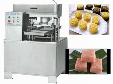 Adjustable Thickness Cake Forming Machine  ,  Pastry Press Machine
