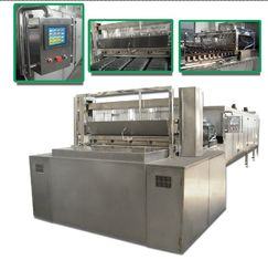 30kw Candy Production Line Fully Automatic Lollipop Pouring Machine