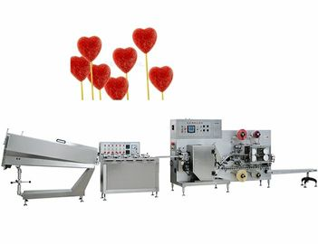 600pcs / Min Candy Production Line