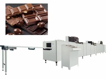 China Pastelaria comercial que faz o equipamento/máquina multifuncional do Enrober do chocolate fábrica